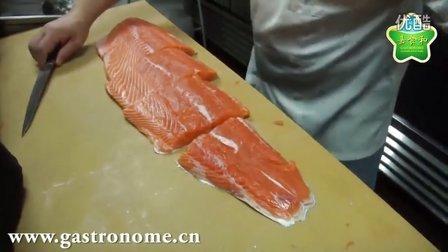 【如何处理整只 三文鱼】How To Fillet a Whole Salmon嘉食和®