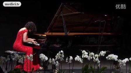 Khatia Buniatishvili演奏拉威尔《夜之幽灵》