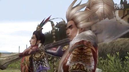 无双大蛇Z全剧情模式邪马台决战(燃!燃!燃!)