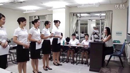 长荣航空空姐培训流程 次日凌晨