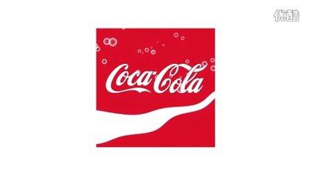 原创可口可乐logo演绎 常颖Alina作品