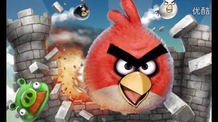 亲子游戏 愤怒的小鸟游戏贴画1