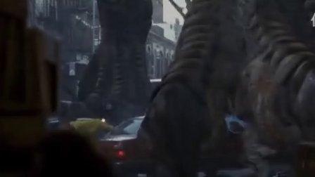【钢铁侠】袭击城市的巨兽