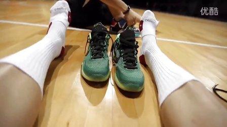 中国业余篮球运动员恋鞋恋袜超越NBA