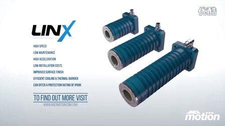 LinX–直线电机的演化