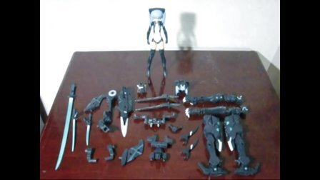 武装神姬 恶魔型史特拉夫MK.2评测Part2 武装及总结
