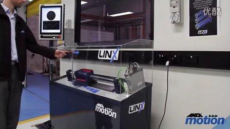LinX直线电机演示
