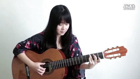 南山南-马頔-萌妹子Nancy 吉他教学