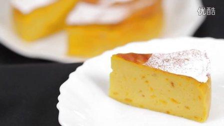 2014-10-10 万圣节南瓜芝士蛋糕