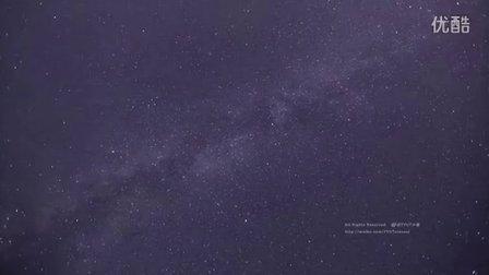 【星轨延时】starry night——TYUT小崔首次星空延时作品