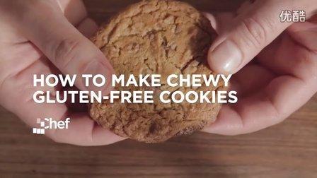 分享篇-制作健康无麸质燕麦巧克力豆饼干