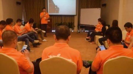 森垚仪表参加阿里巴巴橙功营上海西区08毕业视频