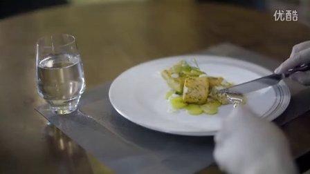 柠香三文鱼配黄油土豆