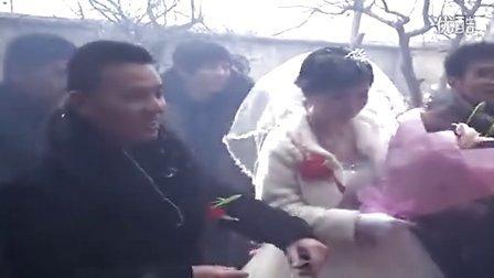 阜阳农村人结婚办囍事好热闹啊