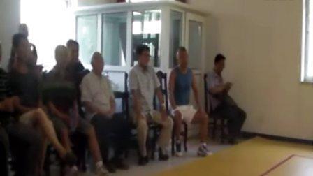 世界华人武术技击联盟培训基地--首届跤坛名宿经验交流会