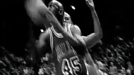 AIR JORDAN 10 AJ10 乔丹10代篮球鞋广告 I'm Back