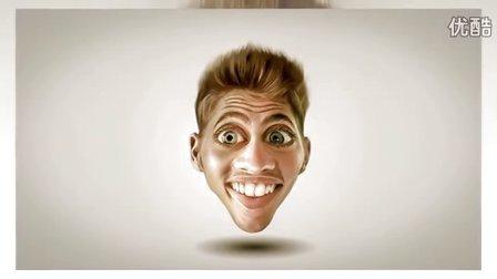 photoshop卡通头像制作教程 ps制作一个动漫头像