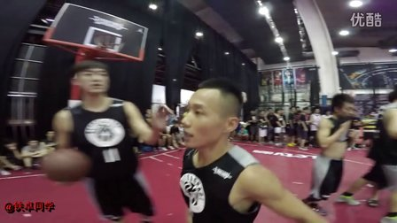2015全国街球制霸赛精英赛王中王对决:周锐 VS 陈靖