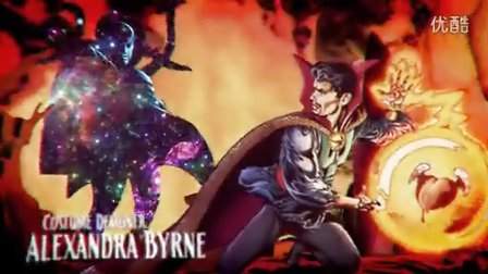 Doctor Strange Title Sequence