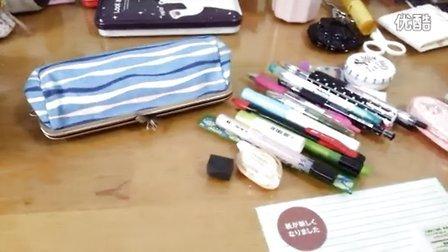 文具分享~我的笔袋里有什么?What's in my pencil case?