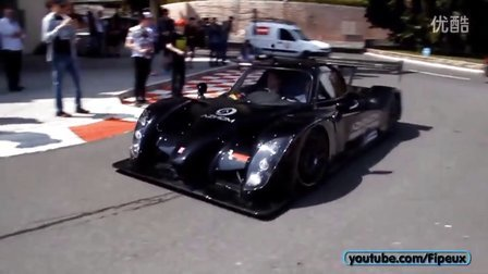 摩纳哥体验Radical RXC Turbo 500