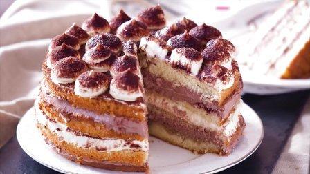 曼食慢语 2020 第112集 提拉米苏蛋糕 112