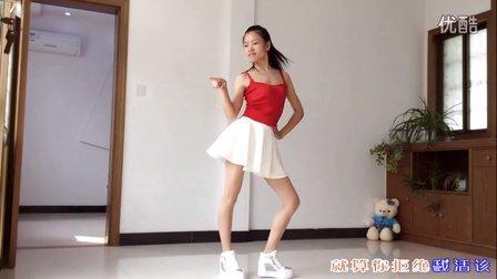 新生代广场舞 我的热爱(活力热舞)柠檬 编舞 陈敏