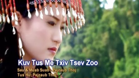 苗族歌曲2015年kuv tus me txiv tsev zoo