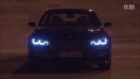 2016款 宝马7系 BMW 7 Series - Drive, interior-Exterior Shots