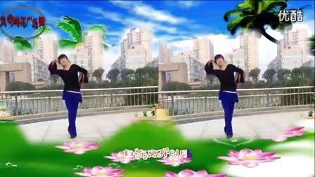 风中梅花广场舞 【西海情歌 】 西湖莉莉编舞  永不疲倦老师制作