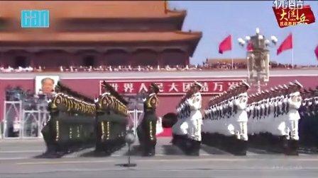 超震撼!CAN神剪辑2015抗战70周年93大阅兵!