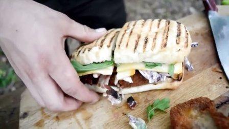 獵奇 英式野鸡胸潜艇三明治