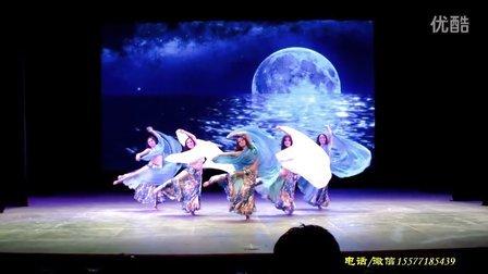 燕语舞蹈《万花盛宴》群舞《月夜》