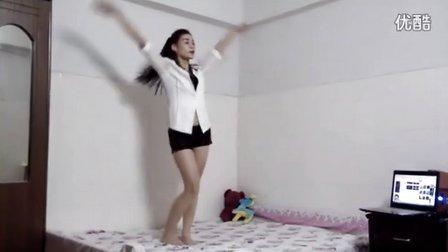 厦边东尚广场舞 DJ舞曲 真的没骗你 小青 练习腰部 原创 杨丽萍