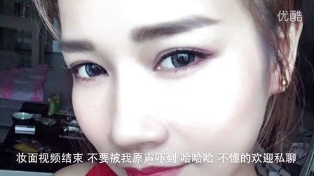 西米七七的美妆视频