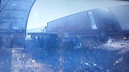 一汽解放拖挂-载频倒车影像系统-普通屏