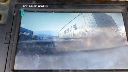 一汽挂车-载频倒车影像系统-普通显示屏