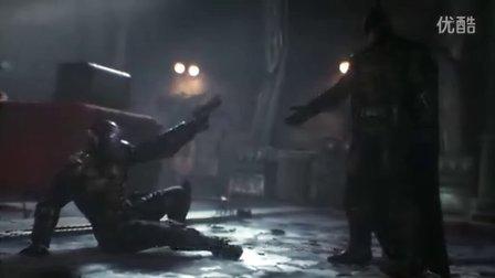 纯黑《蝙蝠侠:阿甘骑士》第八期 迅猛式攻略解说 一周目最高难度