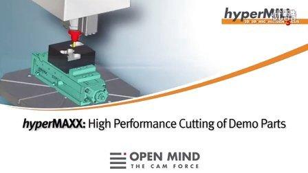 hyperMAXX-高性能加工