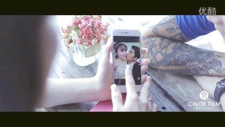 三亚克洛伊婚纱摄影——【I ❤YOU】
