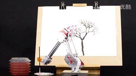 7Bot 桌面机械臂 机器人创作绘画(painting)
