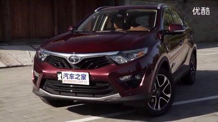 """【《试驾""""东南DX7博朗""""》——东南汽车首款SUV车型】"""