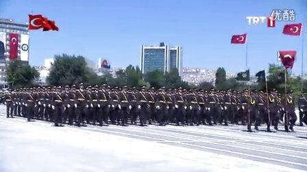 2015年8月30日土耳其纪念胜利日93周年阅兵式