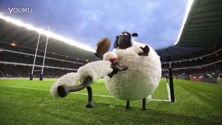 Shaun the Sheep's adventures in Britain
