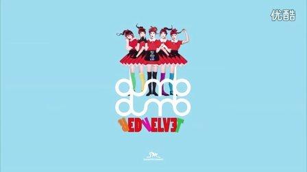 Red Velvet-Dumb Dumb舞蹈镜面分解教学【厦门爵士舞】