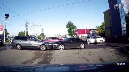 10分钟带你看见100种意外车祸事故