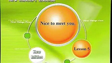 新概念英语第一册5,6_标清