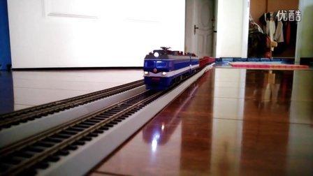 模拟内昆线SS3B电力机车