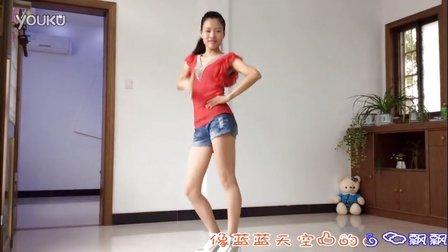 新生代广场舞 燃烧爱(动感现代舞)柠檬 编舞 杨丽萍