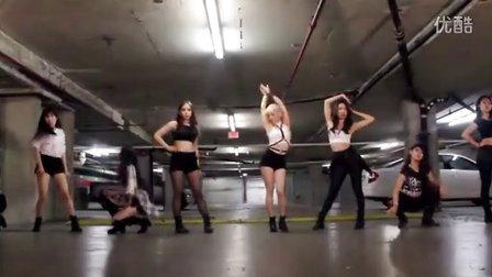 少女时代-You Think 舞蹈练习(天舞)温哥华